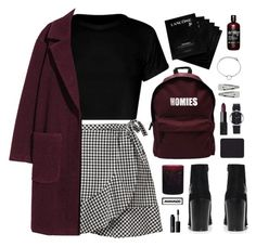 """Yes I Am"" by tania-maria ❤ liked on Polyvore featuring H&M, ASAP, NARS Cosmetics, Lancôme, Boohoo, shu uemura, Dorothy Perkins, MAC Cosmetics and Aedes De Venustas"