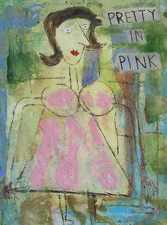 """Pretty In Pink"" by Scott Bergey"