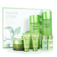 Enprani Natuer Be Herb Hydrating Skin Care 3 Kinds Gift Set