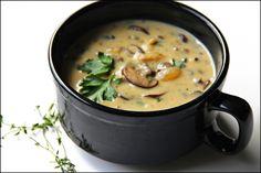 Homemade Cream of Mushroom Soup » TaylorMade Market