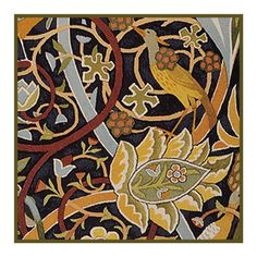 Bullerswood #2 by Arts and Crafts Movement Founder William Morris Counted Cross Stitch Chart Orenco Originals,http://www.amazon.com/dp/B0080T0CXS/ref=cm_sw_r_pi_dp_2MqIsb1J7YEE2VAD