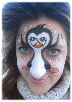 Christmas 2011 - Kazoo Face Painting Ltd.