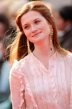 Bonnie Wright at the Harry Potter and the Deathly Hallows - Part 2' UK Premiere - 07/07/11!