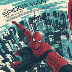 Spiderman looked awesome in the #InfinityWar trailer I can't wait for the Movie! SPIDER-MAN: HOMECOMING for Poster Posse By TommyPocket Design #Spiderman #Marvel #Avengers #NewYork #Comic #Comics #ComicArt #ConceptArt #Art #FanArt #Scifi #Illustration #Mo
