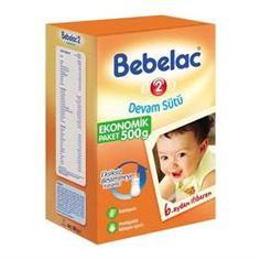Bebelac 2 Biberon Maması 500gr Eko Paket ( Beslenme Ürünleri ) Bebe-779
