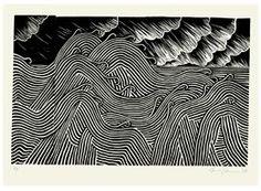 """""""Treasure Island"""" Art Print by Stanley Donwood"""