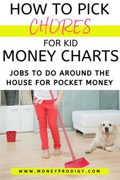 Need chores for money charts? Not only do I have chores to help fill your kid's money chart out, but I offer chore pay scale examples. Allowance Chart, Chores And Allowance, Allowance For Kids, Chores For Kids By Age, Age Appropriate Chores For Kids, Toddler Chores, Boy Toddler, Family Chore Charts, Chore Chart Kids