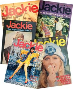 Jackie magazine launched in January 1964 and continued for 29 years. The launch issue sold a staggering 696,662 copies but the 'Golden Decade' was in the 1970's when it was nationally recognised as the Teen Bible.