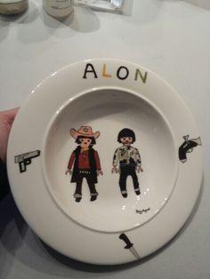 Playmobil for Alon by Bridget