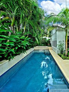 แบบสระว่ายน้ำสวยๆ สระว่ายน้ำในบ้าน