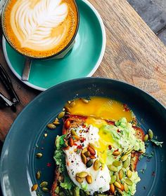 Read and discover nyc news and photos from New York Avocado Toast, Brunch Spots, Nyc, Coffee Is Life, Food Trends, Morning Coffee, Roast, Artisan, Breakfast