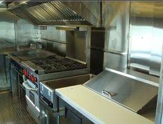 cozinhas compactas de food truck