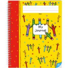 Keeping track of students' work in journals