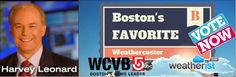 @HarveyWCVB of @WCVB needs your vote 2014 Boston's Favorite Weather Survey @ http://bit.ly/bosfav