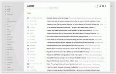 Feedly prepara su independencia de Google Reader con el proyecto Normandy