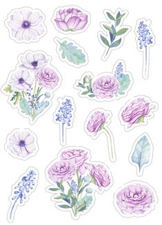 Making A Bridal Shower Scrapbook – Scrapbooking Fun! Journal Stickers, Printable Planner Stickers, Printables, Kawaii Stickers, Cute Stickers, Scrapbook Supplies, Scrapbook Paper, Scrapbook Stickers, Art Journaling