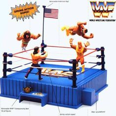 #15 - WWF Wrestling #KickinItAppleCheeks