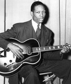 Jazz Icons CHARLIE CHRISTIAN