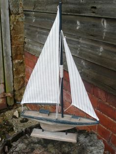 One of my sail boats