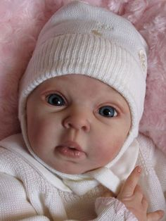 REBORN NEWBORN DOLL BABY GIRL