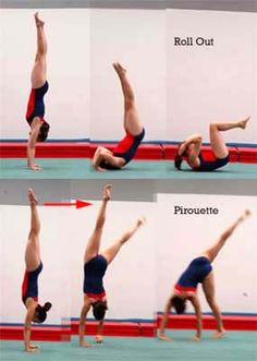 How to Do a Perfect Gymnastics Handstand: Try it Without the Wall