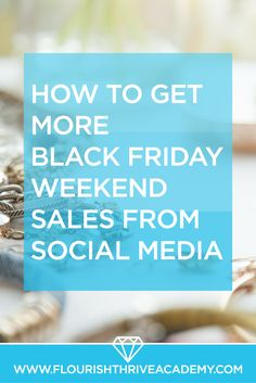 Black Friday weekend will be here any minute now! You'll need to have your marketing in check, your social media planned out, and your email offers set up. Lucky for you... We've created a social media checklist that will boost your Black Friday sales and create a major buzz around the rest of the weekend! Download it now and get started!