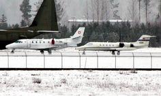 Swiss Air Force T-784  US Air Force 40085 OSL ENGM Gardermoen