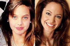 40 cosas sobre Angelina Jolie que te dejarán con la boca abierta...