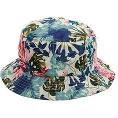Hat Club x Flexfit Bucket Hat - White b6536ba9f144