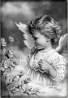 By Dona Gelsinger Angel Images, Angel Pictures, Angel Quotes, Images Vintage, Ange Demon, I Believe In Angels, Angels Among Us, Angels In Heaven, Guardian Angels