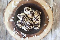 3 Ingredient Coconut Macaroons (THM-S, Low Carb, Sugar Free)