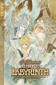 Return to Labyrinth Volume 2