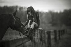 Little girl/ Streicheleinheiten der Seele by Simone Hertel on 500px