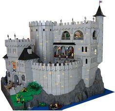 the four seasons of arangr castle castles lego and lego castle