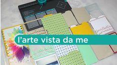 Card Project Life Fai da te con Envelope punch board e Silhouette Cameo ...