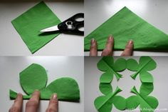 Quick St Patrick's Day Crafts