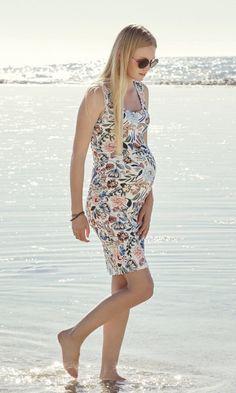 QueenMum moda premamá de verano Bump Style, Summer Collection, Queen, Maternity, Cover Up, Spring Summer, Mom, Stylish, Pregnancy Clothes