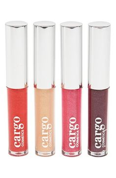 CARGO 'Meet in Paris' Mini Lip Gloss Kit (Limited Edition) available at #Nordstrom