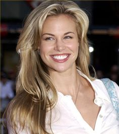 "Brooke Elizabeth Burns was born on March 16, 1978 in Dallas. She began her acting career on the popular TV series Baywatch. For her role in the 2001 film Shallow Hal, the Farrelly brothers wrote a specific part for Burns after discovering in her audition she was the ""prettiest dorky girl"" they'd ever met. On November 10, 2005, Burns broke her neck in a diving accident.  Although she made a full recovery, she has a titanium fusion in her neck consisting of a plate, rod, & 10 screws."