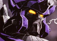 Galvatron screenshots, images and pictures - Comic Vine