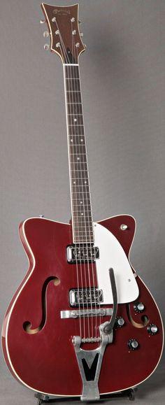 1966 Martin GT-75 Electric --- https://www.pinterest.com/lardyfatboy/