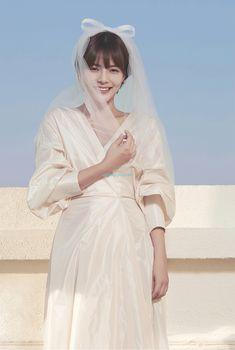 Wedding Dresses Photos, Wedding Gowns, Hijabi Wedding, Korean Wedding Photography, Pre Wedding Photoshoot, Dress Suits, Hair Makeup, Poses, Studio