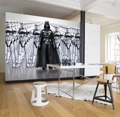 Star Wars Imperial Force Wall Mural