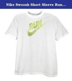 edee36ca Nike Dri-Fit Runner's Attitude T-Shirt - Men's - White/Reflective Silver