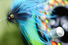 Fly closeup (picture) - - Global FlyFisher