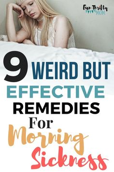 Strange natural remedies for morning sickness. Early pregnancy nausea can be miserable. Help that nausea with these natural but effective ways. These tips will stop morning sickness in its tracks! What Helps Morning Sickness, Morning Sickness Relief, Morning Sickness Remedies, Foods For Morning Sickness, Pregnancy Nausea Relief, Nausea During Pregnancy, Nausea Pregnancy Remedies, Pregnancy Advice, First Pregnancy