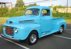 These beautifully restored rare trucks are perfect! Check out some of the best classic trucks out there, and many of these are old trucks for sale by owner. Vintage Chevy Trucks, Classic Pickup Trucks, Old Ford Trucks, Ford Classic Cars, New Trucks, Diesel Trucks, Ford Diesel, Vintage Cars, Chevy Classic