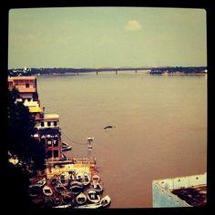 Varanasi, Ganga River