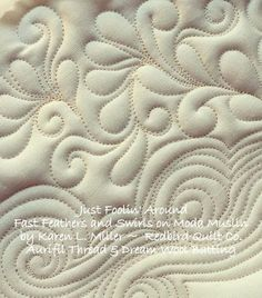 Bake Shop Basics: Free Motion Quilting on Home Machines (Moda Bake Shop) Grace Quilting Frame, Quilting Frames, Quilting Stencils, Quilting Templates, Quilting Tutorials, Longarm Quilting, Quilting Ideas, Machine Quilting Patterns, Quilt Patterns