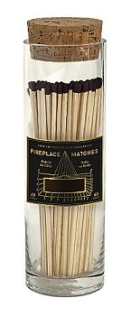 Fireplace Matches in Bottle - Vaudeville